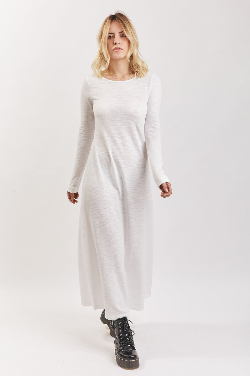 Julieta Dress White