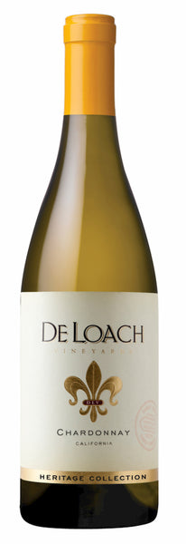 De Loach, `Heritage Collection` Chardonnay 2017