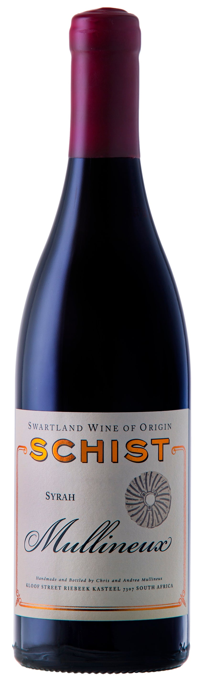 Mullineux Single Terroir, `Schist` Syrah