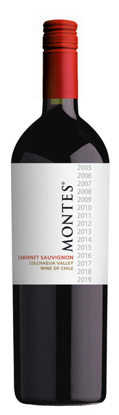 Villa Montes, Central Valley Cabernet Sauvignon 2017