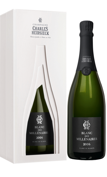 2004 Charles Heidsieck, Blanc des Millénaires (Crayère Gift Box)