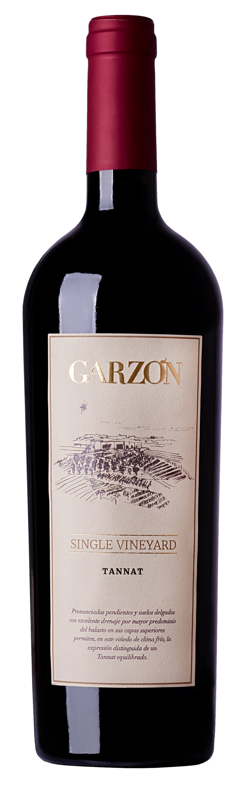 Bodega Garzón Single Vineyard, Tannat