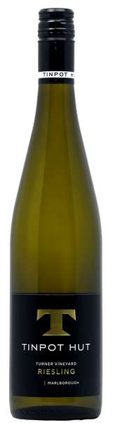 Tinpot Hut, `Turner Vineyard` Marlborough Riesling 2019