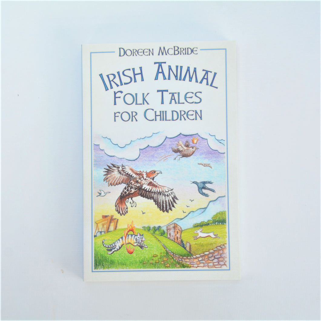 Irish Animal Folk Tales for Children