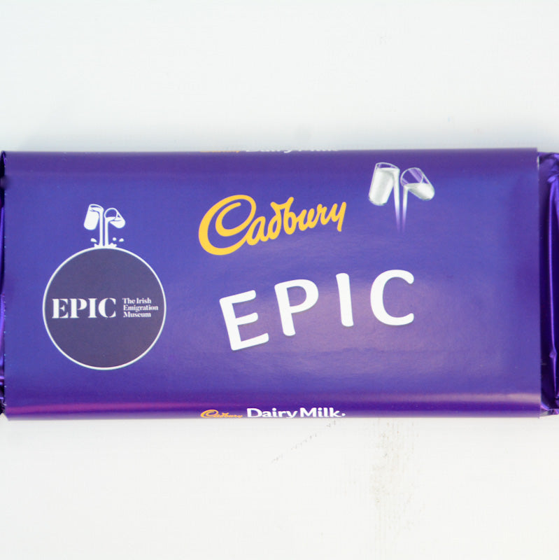Cadbury's Personalised Chocolate Bars