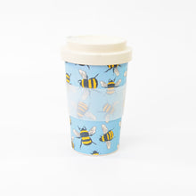 Load image into Gallery viewer, Bamboo Cup -  Bees