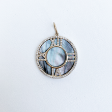Load image into Gallery viewer, Atlas Roman Numeral Pendant