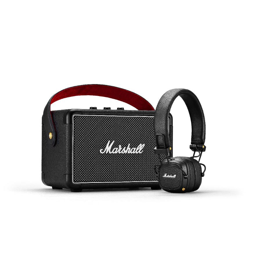 Marshall Kilburn II + Major III BT Bundle Set