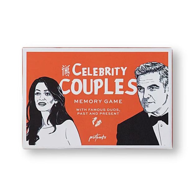 CELEBRITY COUPLES MEMORY GAME
