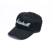 BASEBALL CAP BLACK/WHITE