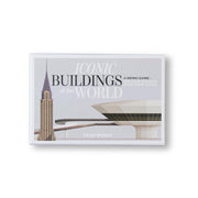 ICONIC BUILDINGS MEMORY GAME