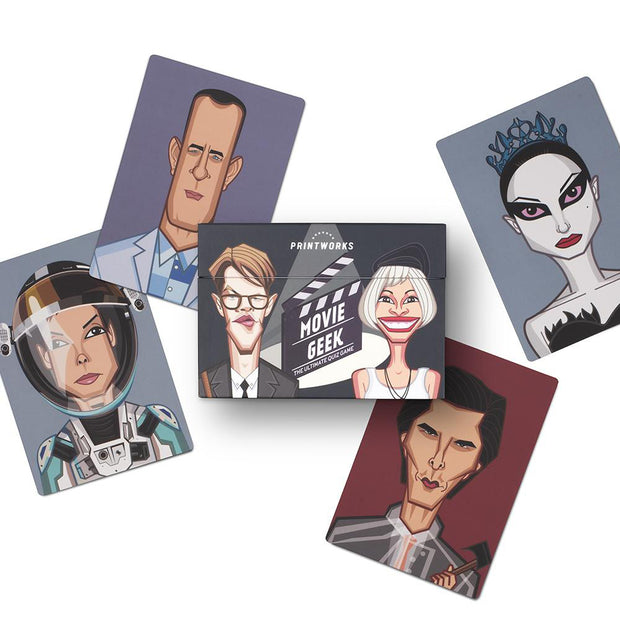 MOVIE GEEK TRIVIA GAME