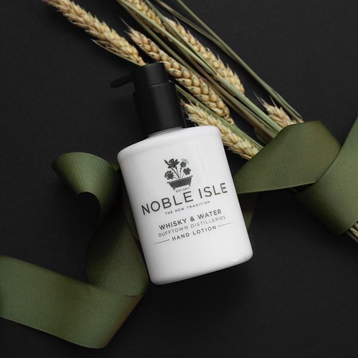 Noble isle - Whisky & Water Hand Lotion