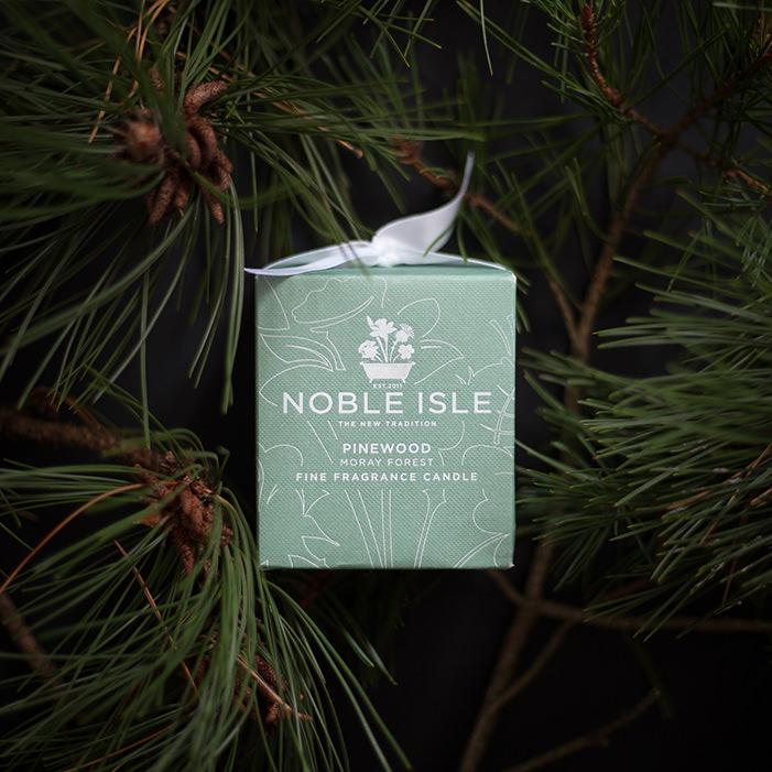 Noble isle - Scots Pine Fine Fragrance Candle