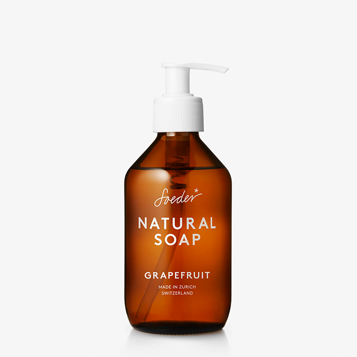 Soeder - Natural Soap - Grapefruit 250ml