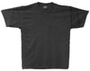 charcoal heather t