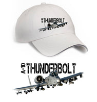 A-10 Thunderbolt Printed Hat