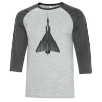 Avro Arrow Vintage Adult T-shirt