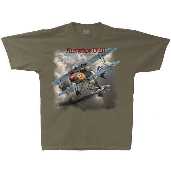 Albatros D.111 Adult T-shirt