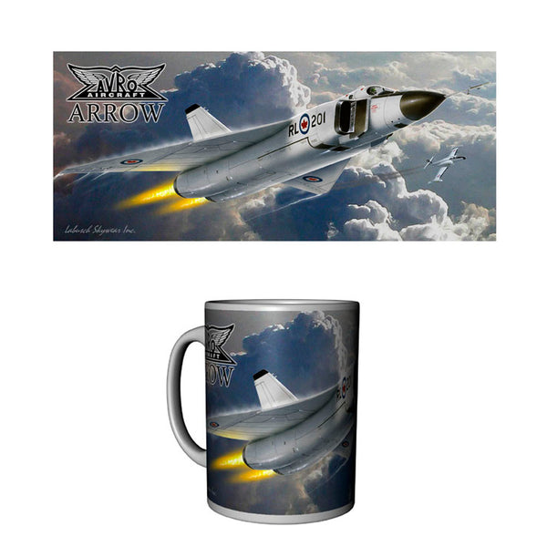 Avro Arrow Ceramic Mug