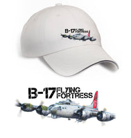 B-17 Flying Fortress Printed Hat