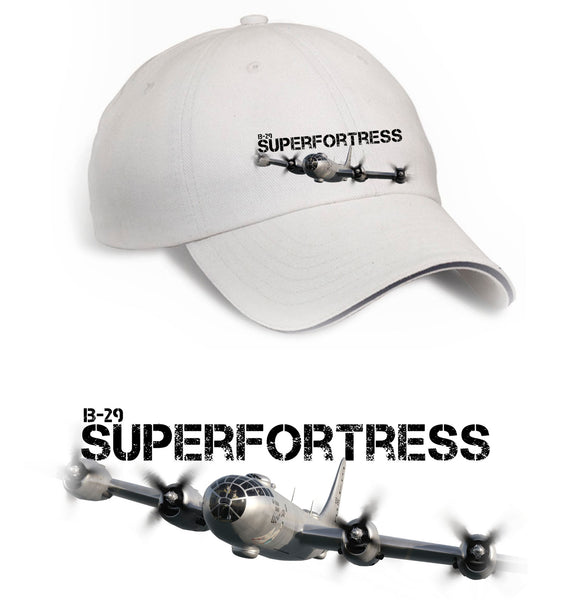 B-29 Superfortress Printed Hat