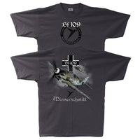 Bf-109 Messerschitt Adult T-shirt