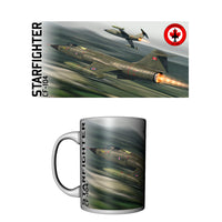 CF-104 Starfighter Ceramic Mug