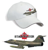 CF-104 Starfighter Printed Hat