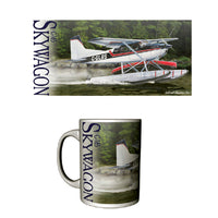 C-185 Skywagon Ceramic Mug