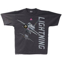 English Electric Lightning Vintage Adult T-shirt