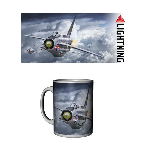 English Electric Lightning Ceramic Mug