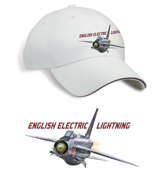 English Electric Lightning Printed Hat