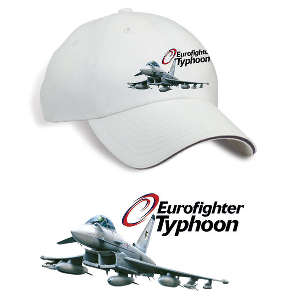 Eurofighter Typhoon Printed Hat