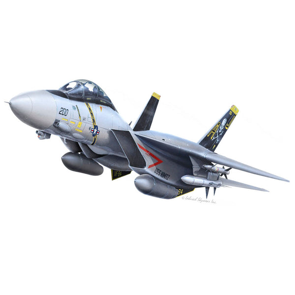 F-14 Tomcat Wall Mural Sticker