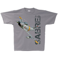 F-86 Sabre Adult T-shirt