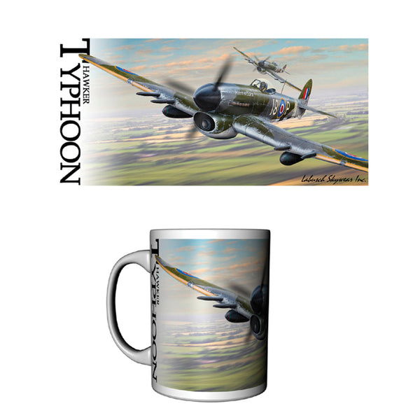 Hawker Typhoon Ceramic Mug