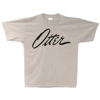 Otter Logo Adult T-shirt