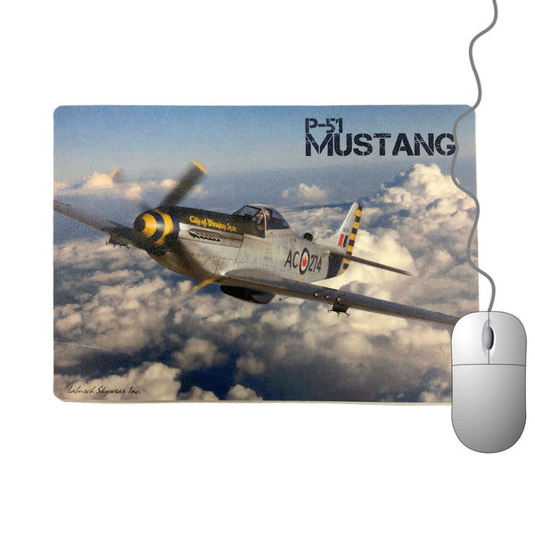 P-51 Mustang (RCAF) Mouse Pad (clearance)