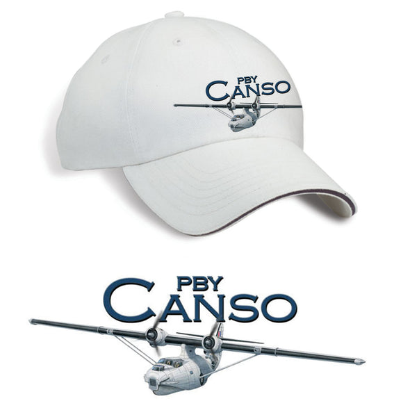 PBY Canso Printed Hat