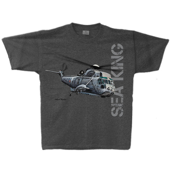 Sea King Adult T-shirt