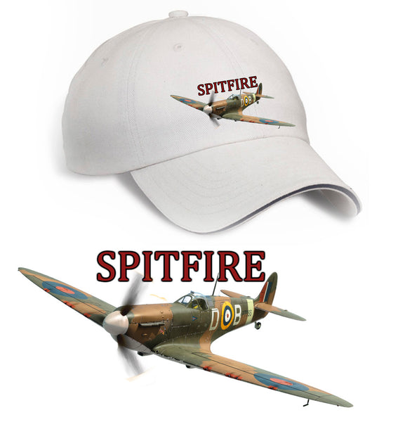 Spitfire MKII Printed Hat
