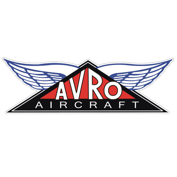 Avro Aircraft Sticker