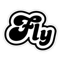 Fly Fun Sticker