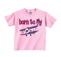 Born To Fly Toddler T-shirt