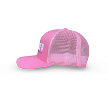 Load image into Gallery viewer, Pink Trucker Hat