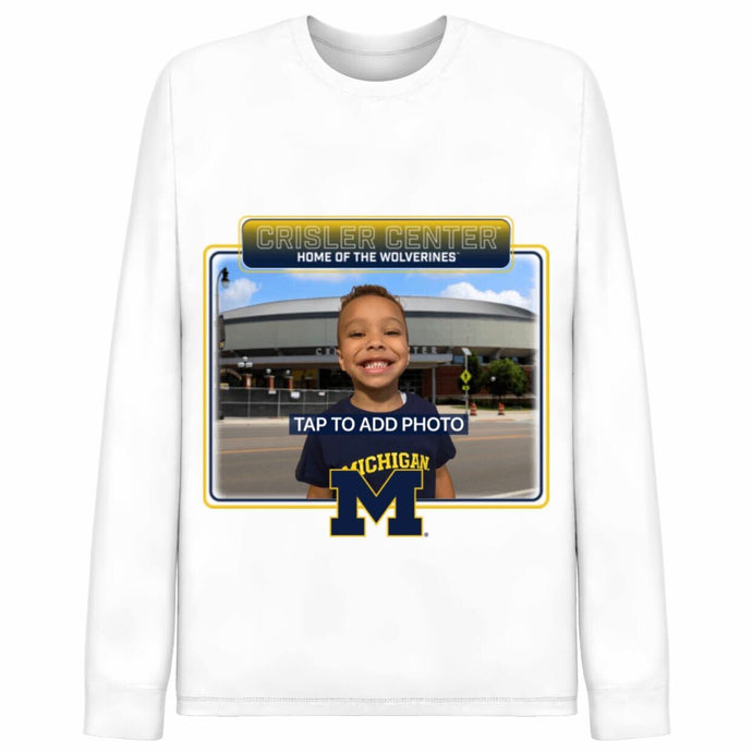 Crisler Center Long Sleeve