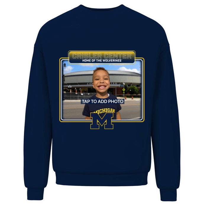 Crisler Center Sweatshirt