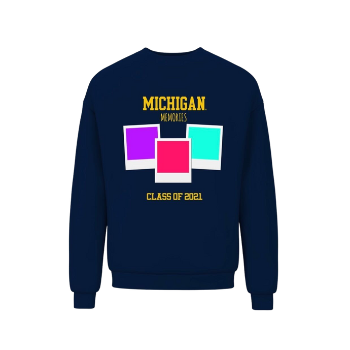 U of M Memories Sweatshirt