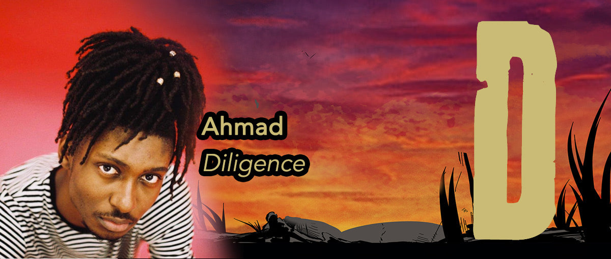 Ahmad performs on the Lesson Diligence on the C.L.O.U.D.D.S. 7 Music Ep by Omniv8rse Entertainment